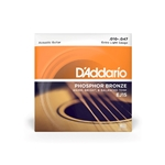 D'Addario Ph. Bronze EXLT 10-47 Acoustic Strings
