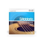 D'Addario Ph. Bronze LT 12-53 Acoustic Strings