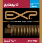 D'Addario LT 12-53 Phosphor Bronze  Acoustic Strings