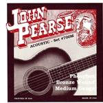 John Pearse Med Brnz. Acoustic Strings .013-.056