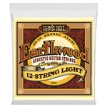 Ernie Ball Earthwood 12 String Light Acoustic Strings .009-.046