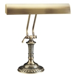 "House of Troy P14-242-71 Antique Brass 14"" Piano Lamp"