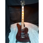 USED Charvel Desolation SK3ST Electric Guitar (Trans Red)