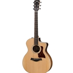 Taylor 214ce Grand Auditorium Acoustic-Electric Guitar - Natural