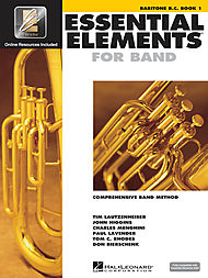 Essential Elements Book 1 Baritone BC