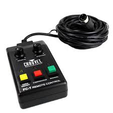 Chauvet Timer Fog Machine Remote