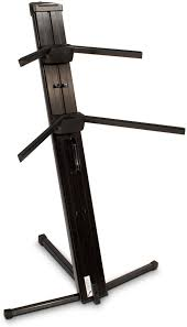 APEX Series AX-48 Pro Column Keyboard Stand - Black
