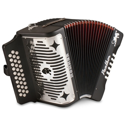 Hohner Panther Accordion F, Bb, Eb
