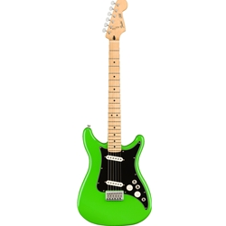 Fender Player Lead II, Maple Fingerboard, Neon Green Electric Guitar