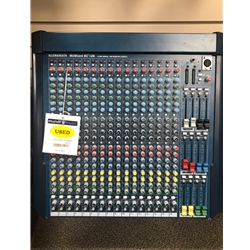 Allen & Heath Mix Wizzard Monitor Mixer Pre Owned