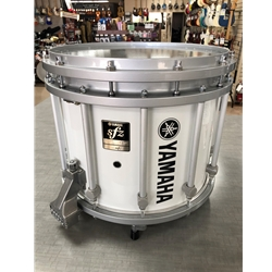 Yamaha SFZ-Japan 14X12 Free Floating Marching Snare Drum w/Top Snare Assembly
