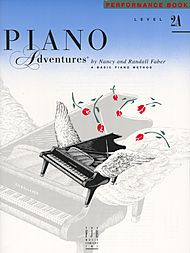 2A Performance Bk - Piano Adventures