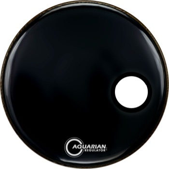 Aquarian Regulator w/ Offset Hole (22 inch)