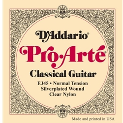 D'Addario ProArte Normal Tension Classical Strings