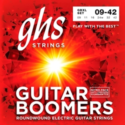 GHS 9-42 Boomer electric strings