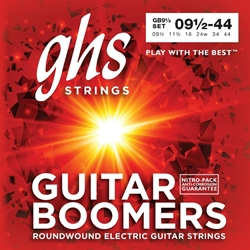 GHS Boomers 9.5-44 Electric Strings