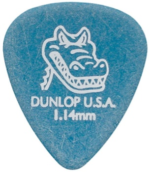 Dunlop Gator Grip Picks (1.14mm)